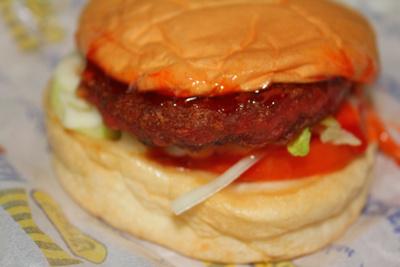 A big burger