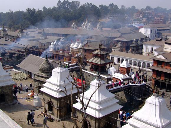 Pashupatinath in Nepal