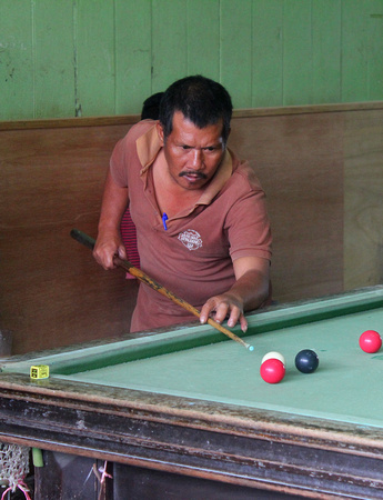 The Billiard challenger in Beaufort