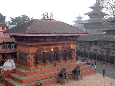 Kathmandu's Durba Square