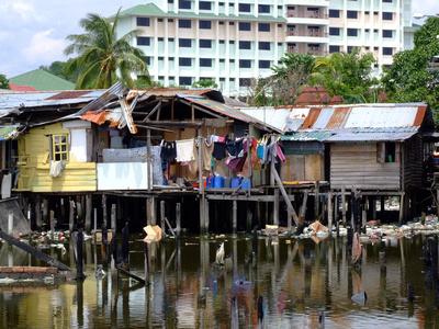 Slums in Malaysia