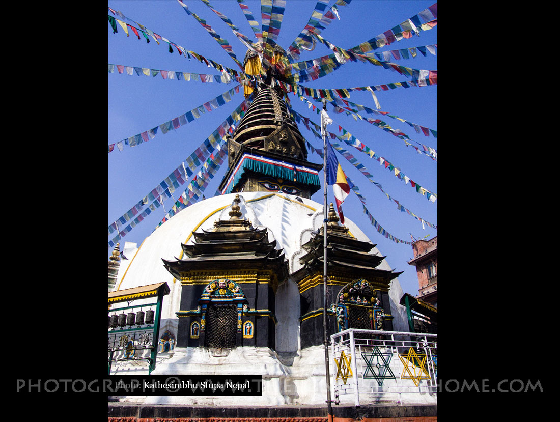 Kathesimbhu Stupa, Kathmandu Nepal