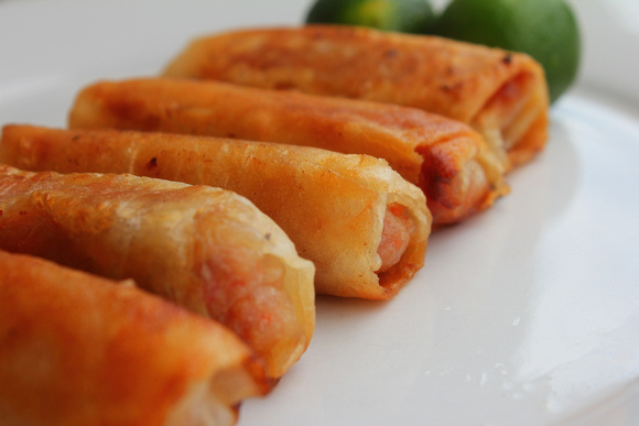 Lumpiang Shanghai from the Philippines (click to enlarge)