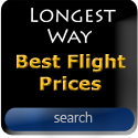 Search for flights on The Longest Way Home