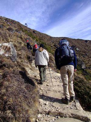 The Everest Base Camp Trek