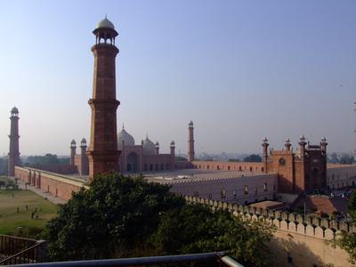 Badshai Mosque in Pakistan