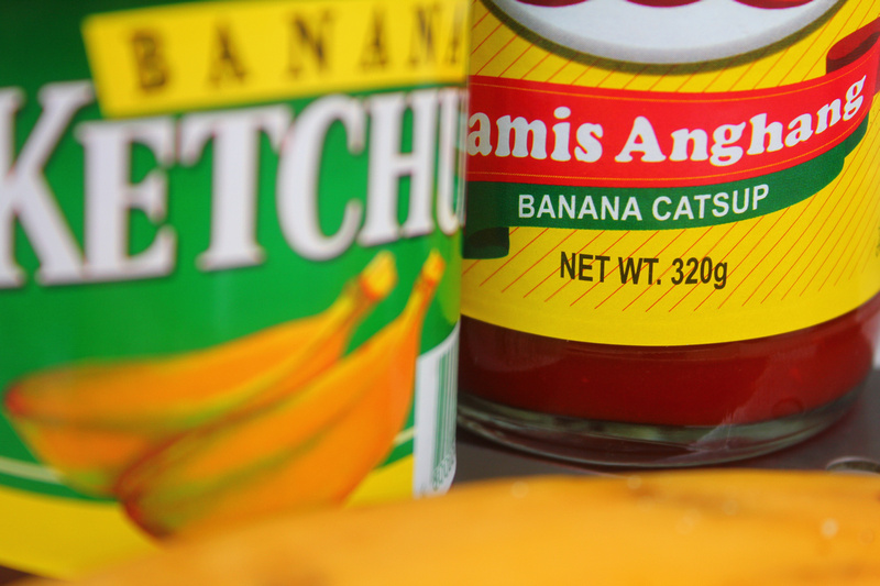 Banana Ketchup from The Philippines made from real bananas, no ...