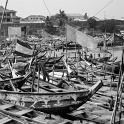 Boats at James Town - Ghana
