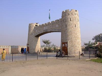 Khyber Pass Gates
