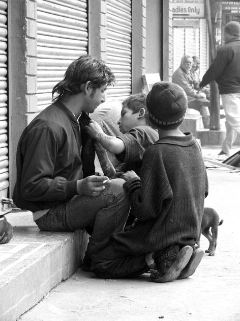 essay street children