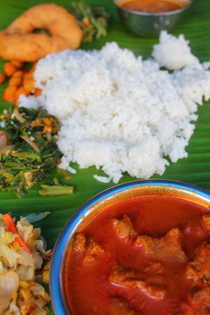 Banana Rice from Malaysia