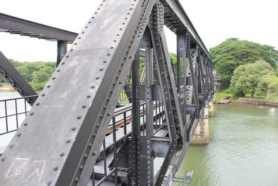The bridge over river Kwai