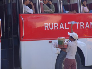 Rural Bus in Mindanao