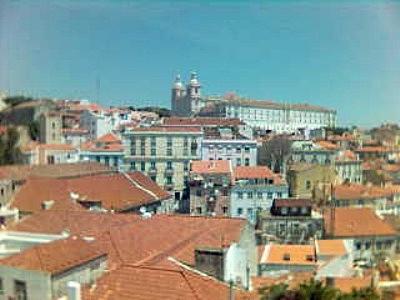 Lisboa city scape
