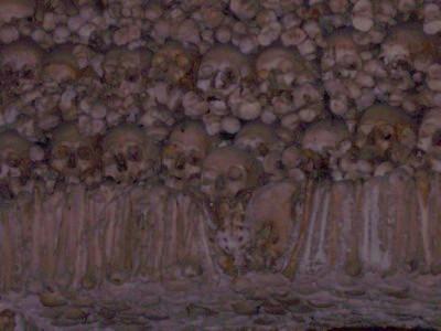 Evora's Chapel of Bones