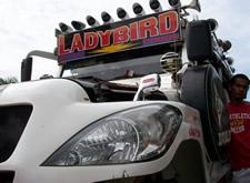 New Filippino Jeepney