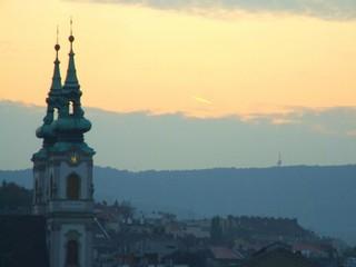 Hungarian Sunset
