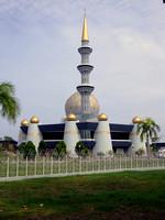The state mosque of Kota Kinabalu, Sabah